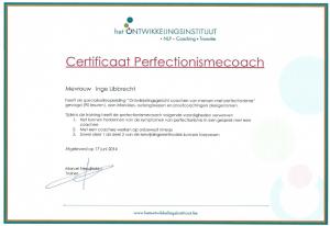perfectionisme coach